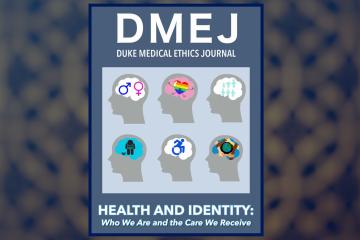 cover of the Duke Medical Ethics JOurnal