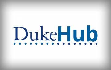 The DukeHub logo