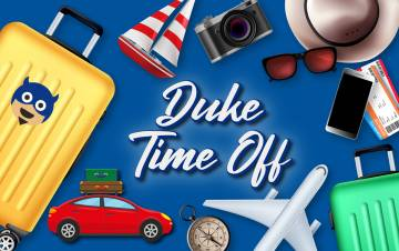 Share Your 2021 Duke Time Off Photos