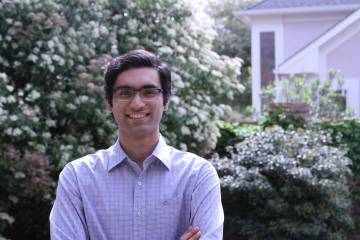 Duke Junior Rohin Maganti Named Goldwater Scholar