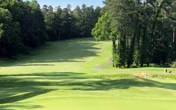 The Duke University Golf Club.