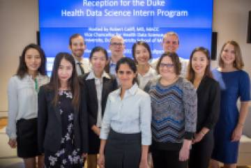 HDS interns