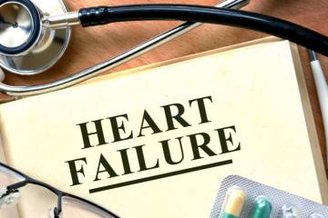 One of the key features of heart failure is an accumulation of fluid in the heart and lungs that causes life-threatening symptoms, including shortness of breath, lightheadedness and an elevated heart rate.