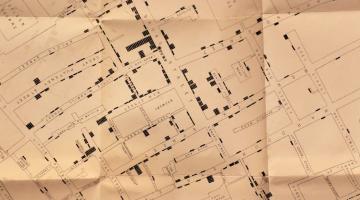 John Snow's cholera map