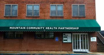 The Mountain Community Health Partnership, one of the partners in an unusual health care partnership