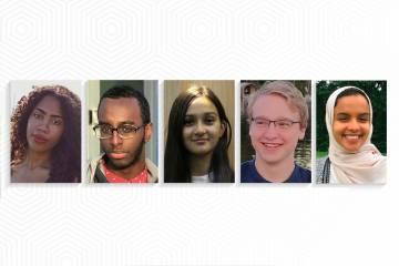Class of 2025 University Scholars
