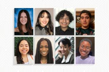 Class of 2025 Rubenstein Scholars