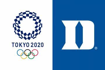 Olympic and Duke logos