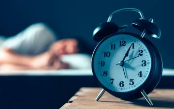 A shortage of sleep can increase the risk of heart disease and diabetes, weaken the immune system, cause memory issues and mood changes.