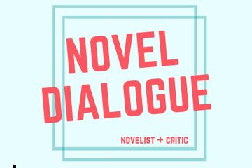 Novel Dialogue podcast logo