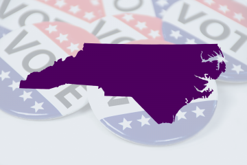 Races for Governor, Senate, Others Tied to Presidential Outcome in NC
