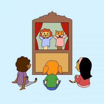 How Puppets Teach Preschoolers Self-Control