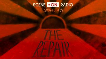 SceneonRadio podcast logo
