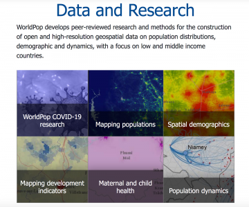 Data and Research