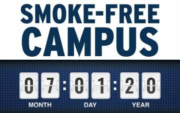 Duke will become a smoke-free campus beginning July 1, 2020.