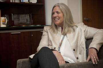 Duke alumnus Sue Gordon, who from 2017-2019 was the nation's second highest-ranking intelligence officer, will be a Rubenstein Fellow beginning August 2020