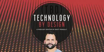 Technology By Design podcast logo