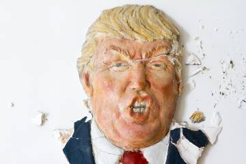 Peter Wehner: The Trump Presidency Is Over