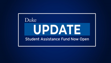 Student assistance applications