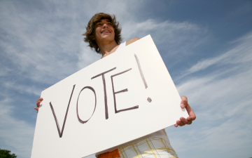 Sunshine Hillygus: The Real Reason Young People Don't Vote