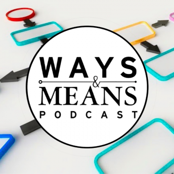 Ways & Means podcast logo
