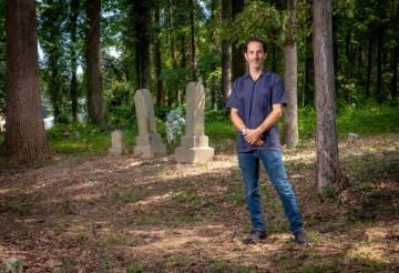 Adam Rosenblatt in Geer Cemetery