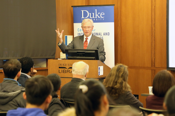Robert Pearson discusses the need for training for more experts with diplomatic skills.