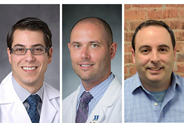 Michael Cohen-Wolkowiez, MD, PhD; Peter Edward Fecci, MD, PhD; and Mark A. Herman, MD