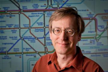 Chemistry professor David Beratan