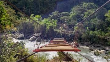a bridge that needs replacing. Photo by EIA Bridge program