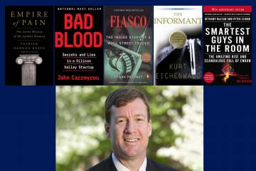 Sam Buell and five books on corporate crime