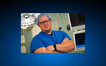 Duke nurse Anesthetist Bryan Carrico recently helped save the life of  a stranger with CPR.
