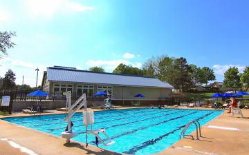 The Central Campus Pool is open to members of Duke Recreation & Physical Education.