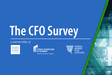 CFO survey cover image
