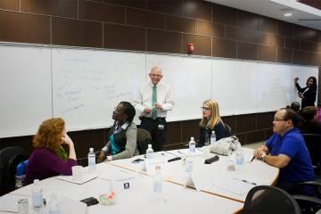 Mentorship training at CTSI