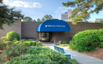 The Duke Diet and Fitness Center.