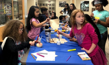 ArtsConnect has partnered with the Emily K Center to bring arts activities to elementary school children.