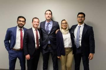 Zukhruf Amjad, Akshay Krishnan, Hassan Nadeem, Christopher Onorato, and Nicolas Villar
