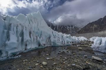 Melting Glaciers Could Destabilize Asia