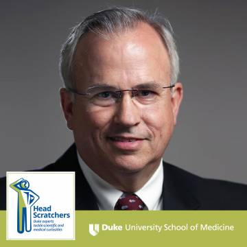 Infectious disease expert Greg Gray, MD, PhD, FIDSA