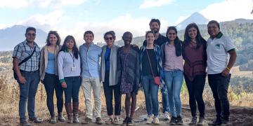 Bass Connections team visits Mayan ruins