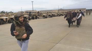 Duke Hacking for Defense students at Fort Bragg