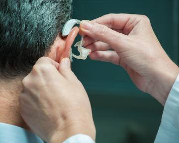 A team of hearing specialists is calling for a comprehensive, worldwide initiative to combat hearing loss.