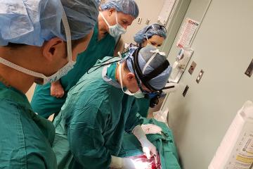 Duke doctors preform first DCD heart transplant in the US