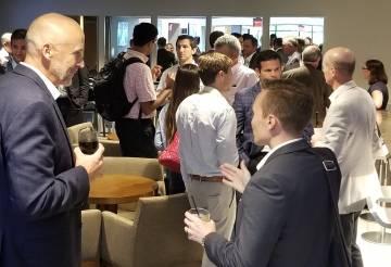 Duke researchers meet with angel investors
