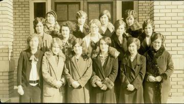 Duke club of League of Women Voters