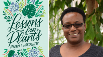 Beronda Montgomery, plant scientist