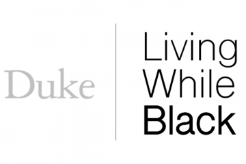 Living While Black logo