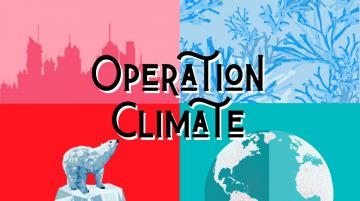 Operation Climate podcast logo