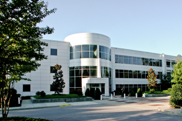 The LORD Corporation headquarters in Cary. The company's sale was completed in October.